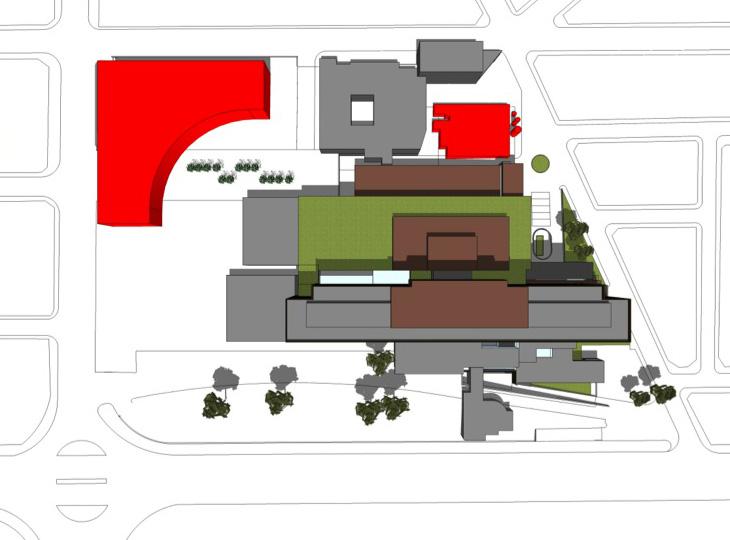 FASE 1: Demolición del C.A.S. e instalaciones