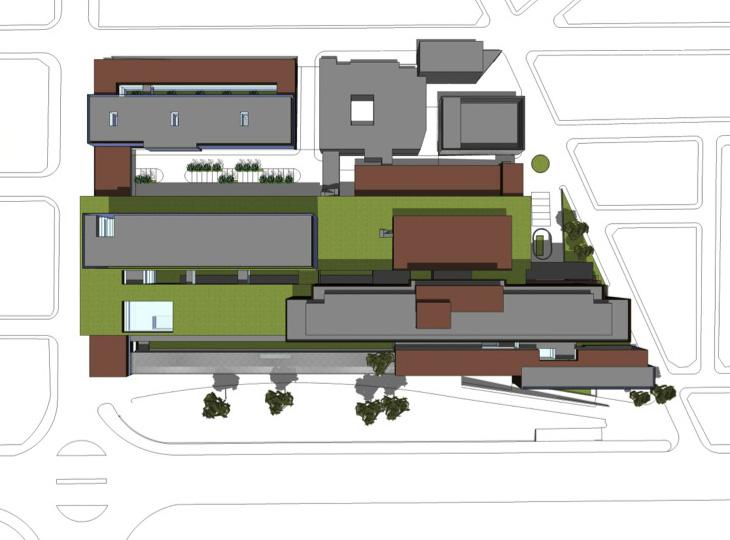 FASE 7: Reforma del bloque de hospitalización y construcción de bloque de laboratorios y residencia de médicos