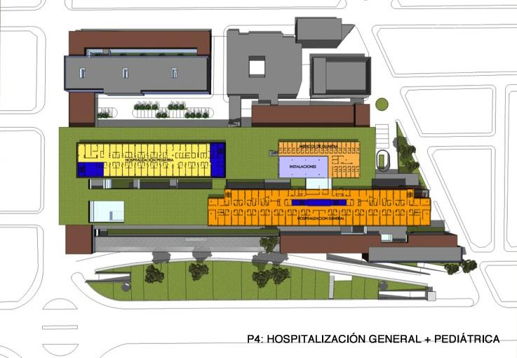 P4: HOSPITALIZACIÓN GENERAL + PEDIÁTRICA